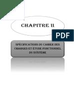 Cahier des Charges et Etude Fonctionnel ponceuse