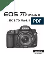 Manual Canon Eos 7d Mark II Hg Es