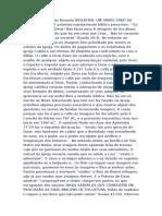 Bíblia X Catolicismo Romano IDOLATRIA