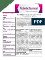 SSintesis Electoral Medios Impresos 26 Oct 2016