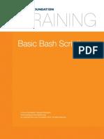 18. Local Security Basic Bash Scripting