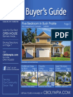 Coldwell Banker Olympia Real Estate Buyers Guide October 29th 2016