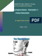 11. Tiroides y Paratiroides - Dr. Yan
