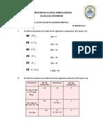 Examen Parcial II