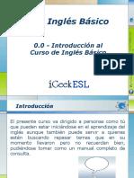 0.0 Introduccion Al Ingles Basico