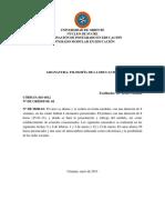 Programa de Filosofía de La Educación_postgrado Por Menciones_2013