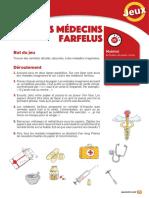 Jeu Le Médecin Farfelu FLE