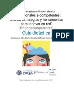 GuiadidacticaMOOCEcompetentes Espanol