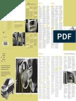 Ford edge reference guide 09edgqg1e