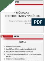Derechos Civiles y Politicos Acti 2