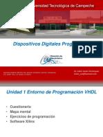 Unidad 1 Dispositivos Digitales P
