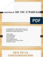 Examen de TIC