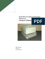 Omni ID Custom ZT410 Guide 1sm | Printer (Computing) | Radio