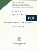 Boletín de Geología Nº 27 c