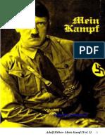 Adolf Hitler - Mein Kamf Bagian 1