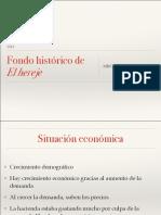 Fondo histórico de la novela El hereje (Miguel Delibes)