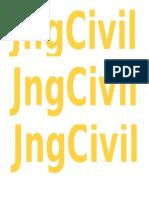 ING. CIVIL