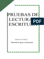 Manual Lectura y escritura Olea, tablas y protocolo.doc