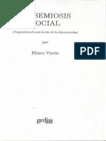 Veron SemiosisSocial