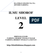 Modul Shorof Level 2