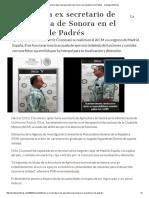 30/08/16 Detienen a Ex Secretario de Agricultura de Sonora en El Gobierno de Padrés - Aristegui Noticias