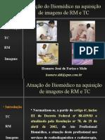 Atuacao Do Biomedico Em Imagem