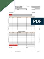 Trabajo 2 de Excel