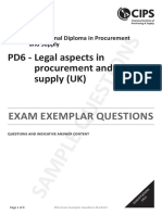 PD6_Legal Aspects (UK)_Questions and Answers