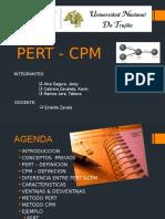 Metodo Cpm- Pert