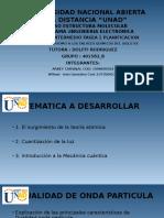 Presentacion Unidad Estructura Molecular