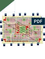 Map of Sector/ Block 21 by AL-SAMAD ESTATE (Bahadurabad) ALI MUHAMMAD TAYYAB +92-321-2264064