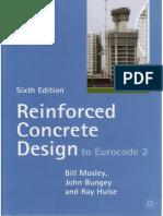 Reinforced Concrete Design to Eurocode 2 Ed. 2007