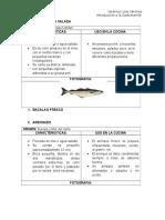 Pescado s