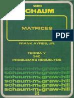 Matrices de Frank Ayres
