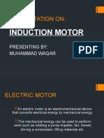 presentationoninductionmotor-140209142757-phpapp01
