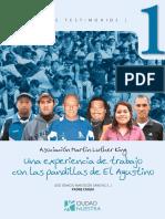 1 Pdfsam Una Experiencia Del Trabajo Con Las Pandillas de El Agustino