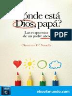 _Donde Esta Dios, Papa_ - Clemente Garcia Novella