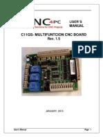 c11gs-r1 5 User Manual