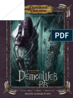 3.5 - Adventure - Expedition to the Demonweb Pits
