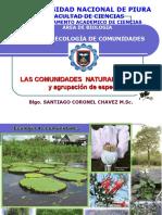 Semana 2 LAS COMUNIDADES NATURALES Atributos y Agrupación de Especies