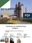 Cemento Conglomerante 2014 i