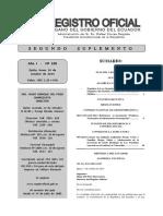 Ley Orgánica Reformatoria a La Ley Orgánica Del Sistema Nacional de Contratación Pública (2)