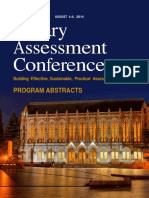 2014 Program Abstracts