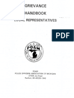 Grievance Handbook