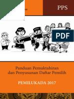 Panduan Pemuktahiran Dan Penyusunan Daftar Pemilih PPS Pemilukada 2017