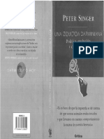 Singer, Peter - Una Izquierda Darwiniana. Politica, evolución y cooperación