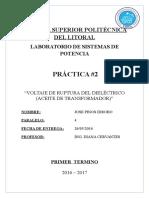 Practica 2 Pinos