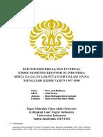 Wira Arif Budiman_S2 KLNI 2015_Makalah UAS