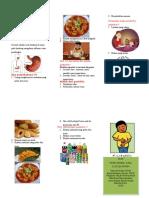 Leaflet Gastrits