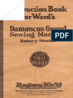 Damascus Grand - Manual